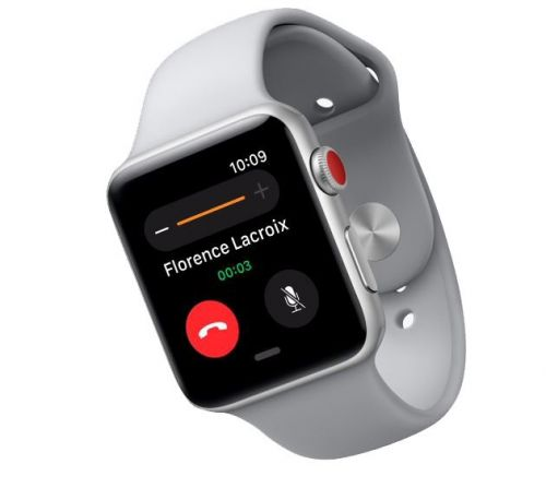 Bon plan - Apple Watch Series 3 à 279 € et Series 4 à 379 €