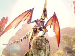 Panzer Dragoon Remake disponible sur Switch