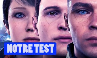 Test Detroit Become Human:  David sort enfin de sa Cage, le jeu de la maturité !