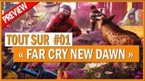 🎮 Tout Sur Far Cry New Dawn - Post de L4st-4ngel