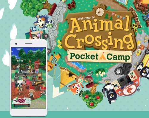 Nintendo va porter Animal Crossing sous iOS