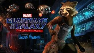 Marvel's Guardians of the Galaxy: The Telltale Series:  L'épisode deux prend date