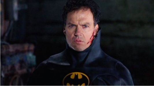 Michael Keaton va renfiler le costume de Batman dans The Flash