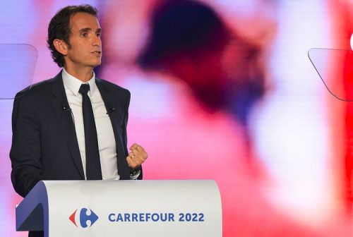 Carrefour:  Alexandre Bompard vise le leadership e-commerce alimentaire