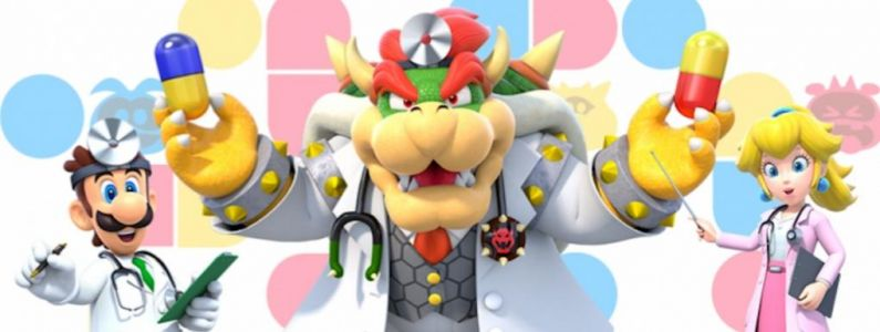 Dr. Mario World:  Quand Mario rencontre Candy Crush