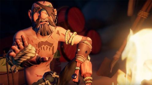 Sea of Thieves:  Voici les détails de l'extension gratuite The Hungering Deep