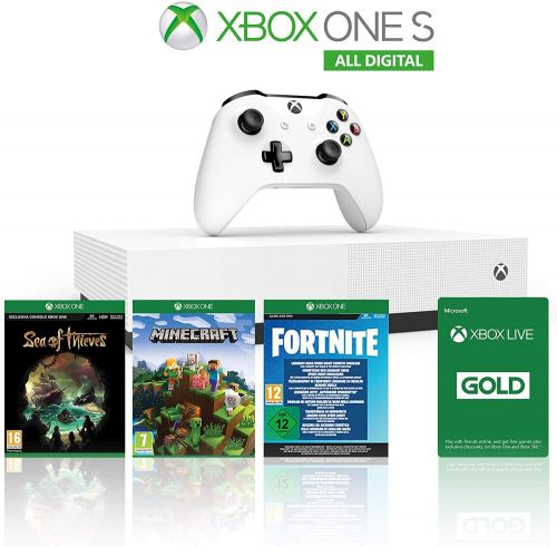 Actualité:  Bon plan - La Xbox One S All-Digital de Microsoft à 150 €
