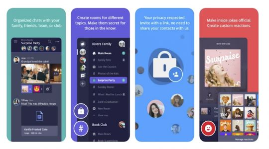 Squirrel : Yahoo s'invite sur le terrain de Messenger et Google Chat