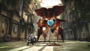 Darksiders Warmastered Edition:  Quelques images avant sa sortie sur Wii U