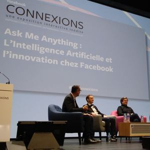 Dossier - Intelligence artificielle : l'opération séduction de Facebook en France