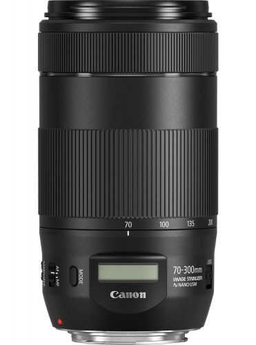 Black Friday - Canon EF 70-300 mm f/4-5,6 IS II à 379 €