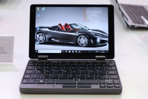 ILife NY08, le netbook 8″ version Core M3-8100Y présenté à Hong-Kong