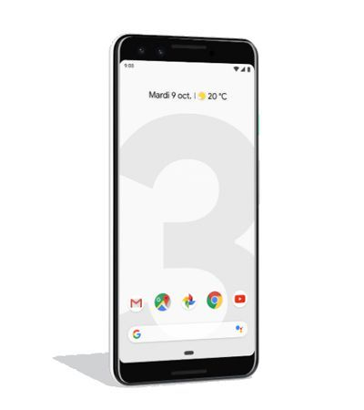 Black Friday - 100 € de réduction sur les Google Pixel 3 et Pixel 3XL