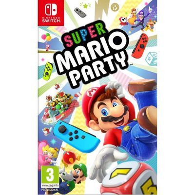 Test:  Super Mario Party : le sens de la fête selon Nintendo