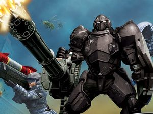 Earth Defense Force 5 passe les 300.000