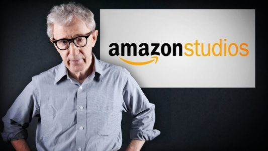 Woody Allen poursuit Amazon en justice pour rupture abusive de contrat