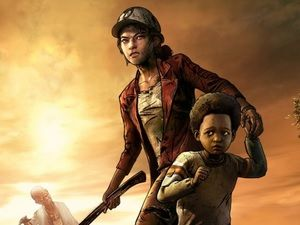 The Walking Dead S04:  une version boîte en vue