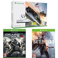 Xbox One S packs action ou aventure pour 269,99€