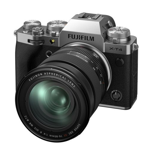 Firmware Update Could Allow Fujifilm Cameras To Be Turned Into Plug-And-Play Webcams