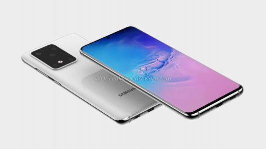 Design du Samsung Galaxy S20+, du Huawei P40 Pro et calculatrice sur Windows 10 - Tech'spresso
