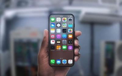 IPhone 8:  un écran borderless et sans bouton home ?