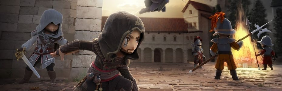 Assassin's Creed Rebellion sort sur iOS et Android