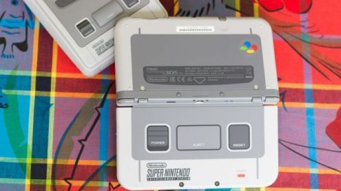 Unboxing de la new 3DS XL édition Super Nintendo ! - Post de Gregory Chabal