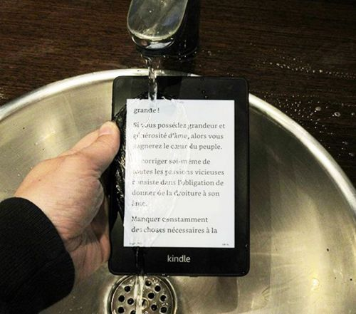 Actualité:  Amazon Prime Day - La liseuse Kindle Paperwhite à partir de 89,99 €