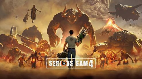 Devolver Direct:  Serious Sam 4 montre du gameplay de malade Mental