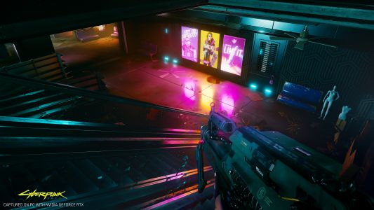 Cyberpunk 2077 supportera le raytracing dès sa sortie