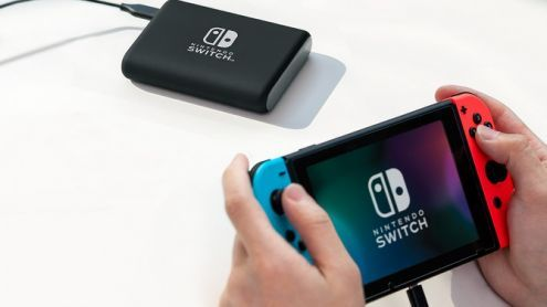 Nintendo Switch:  Les batteries portables sous licence arrivent