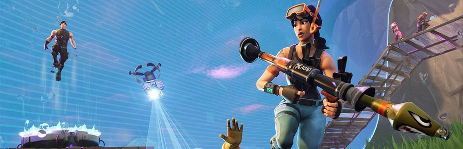 La Xbox One S aura aussi son bundle Fortnite