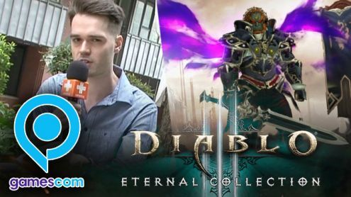 Gamescom:  On a joué à Diablo III Eternal Collection, encore mieux sur Switch ?