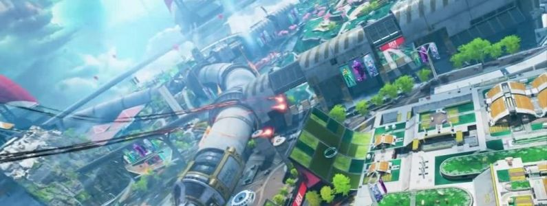 Apex Legends:  On a joué sur la nouvelle map de la saison 7