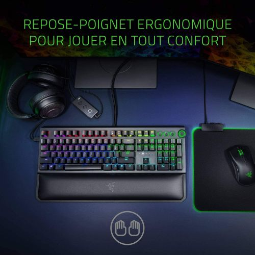 Actualité:  French Days - Le clavier mécanique Razer BlackWidow Elite à 120 €