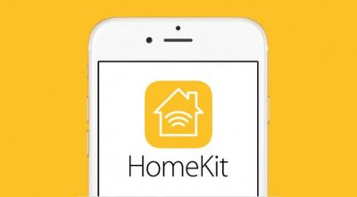 Apple:  sa plateforme HomeKit et l'application Maison d'iOS 10