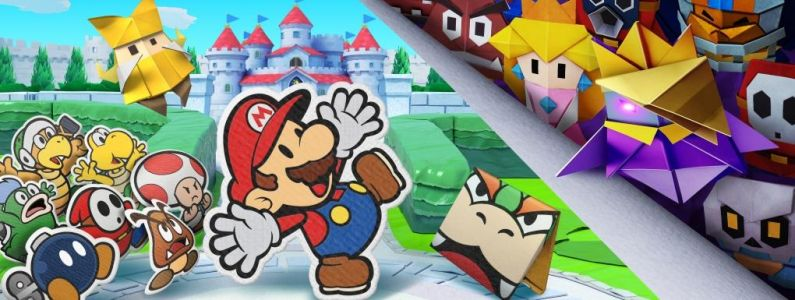 Paper Mario The Origami King, preview de la grosse sortie Switch de cet été
