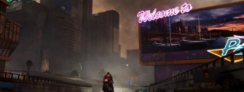 Cyberpunk 2077:  La map sera plus petite que celle de The Witcher 3