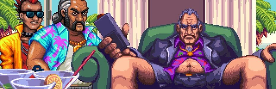 Shakedown:  Hawaii sera disponible un peu partout le 7 mai