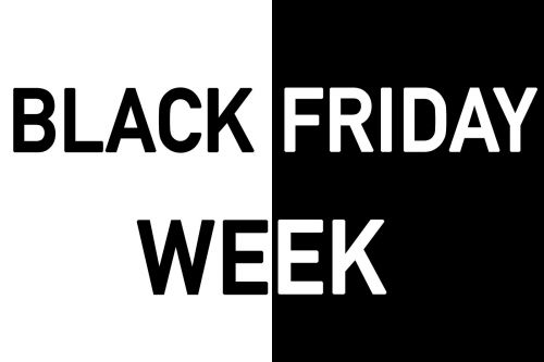 Black Friday Week:  Amazon, Fnac, Cdiscount à l'assaut des promotions