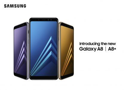 Bon plan:  Samsung Galaxy A8 2018 à 219 euros chez Darty !