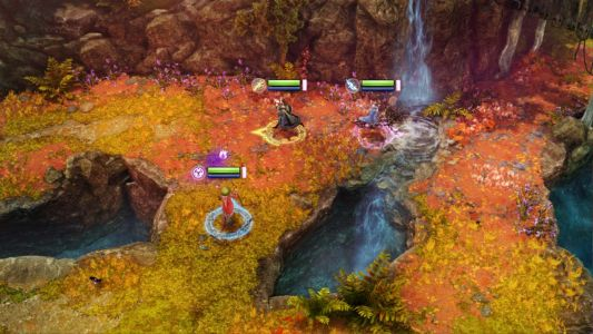 Test - Nine Parchments