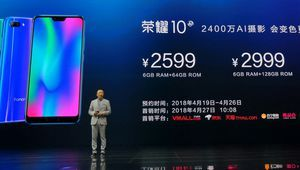 Honor annonce enfin son Honor 10