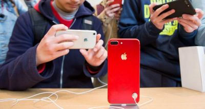 L'iPhone 7 rouge ou le virage stratégique d'Apple