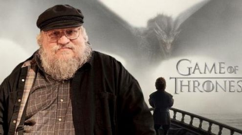 George R. R. Martin veut finir The Winds of Winter pour 2020