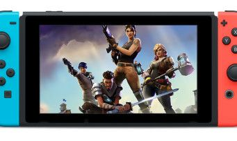 Fortnite:  le Battle-Royale d'Epic Games bientôt sur Switch ?