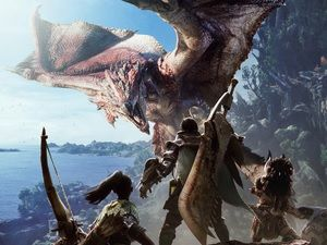 Monster Hunter World:  détails de la MAJ Day One