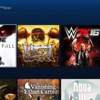 Sony:  le PlayStation Now se lance en France !