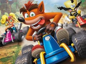 Crash Team Racing reprendra le contenu de l'épisode Nitro Kart