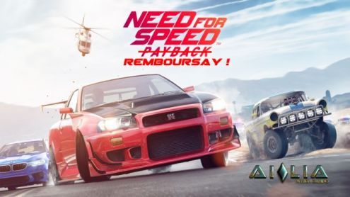 NFS Payback:  Sortie de route ? - Post de Aiolia Passion Gaming